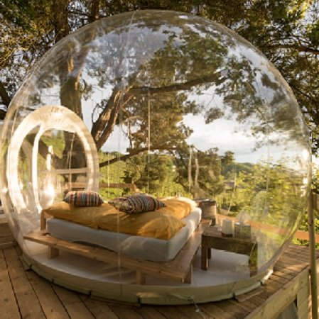 Thurgauer Bubble Hotel